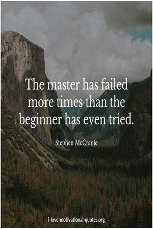 Stephen McCranie quotes on motivation